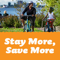 Stay More, Save More - Summer
