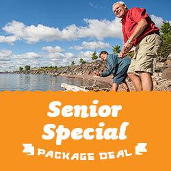 Senior Resort Credit Package - Summer