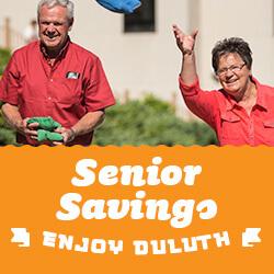 Senior Savings – Summer
