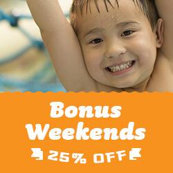 Bonus Weekends