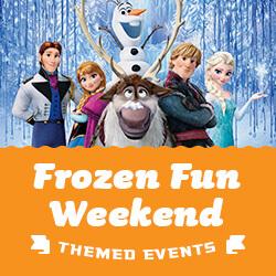 Frozen Fun Weekend