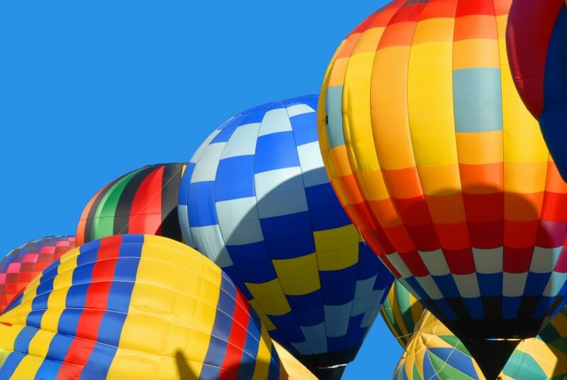 Hot Air Balloon Festival in Duluth