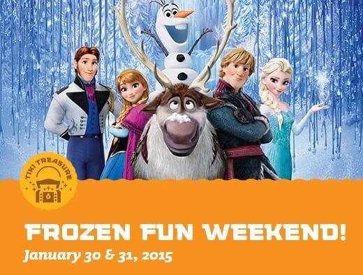 Frozen Fun Weekend in Duluth