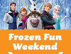 Frozen Weekend at the Edge