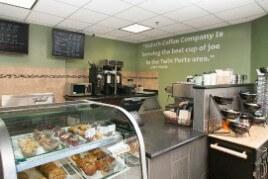 Lava Java Coffee Shop