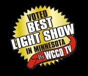 Bentlyville voted best light show logo