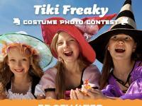 Girls dressed in witch hats for Halloween - Halloween Events at the Edge