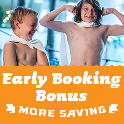 Early Summer Booking Bonus