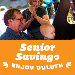 Senior Savings in Duluth