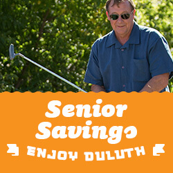 Senior Savings - Spring