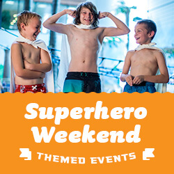 Superhero Weekend
