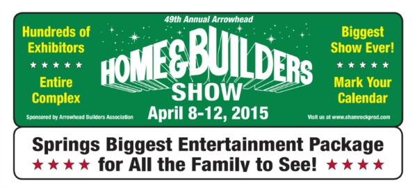 Home & Builder Show 2015 in Duluth MN