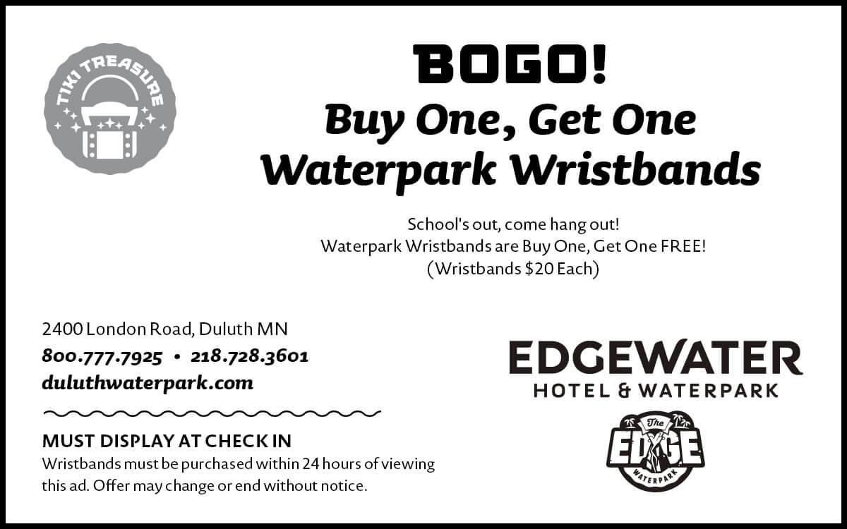 BOGO Wristbands
