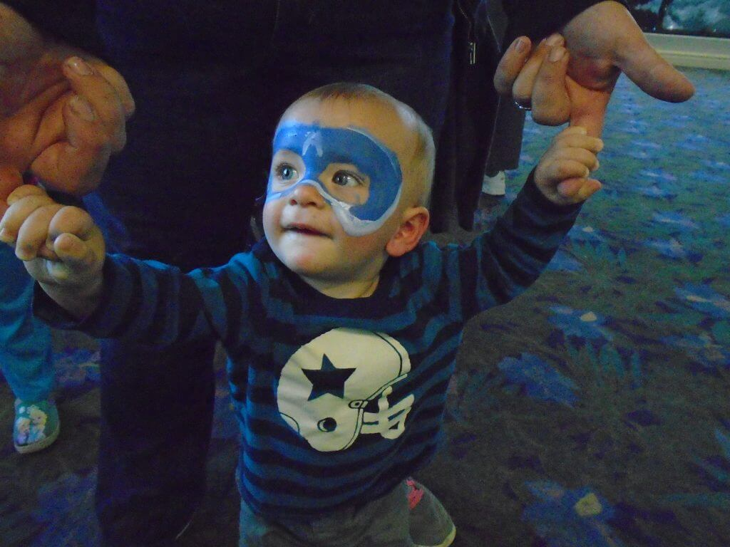 Captain America Weekend at the Edge in Duluth MN