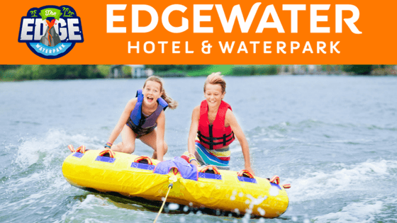 Edgewater Hotel & Waterpark Boat Show
