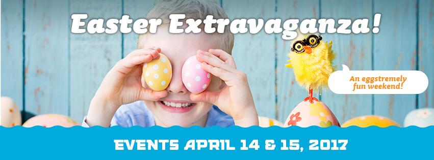 Events April 14 & 15, 2017