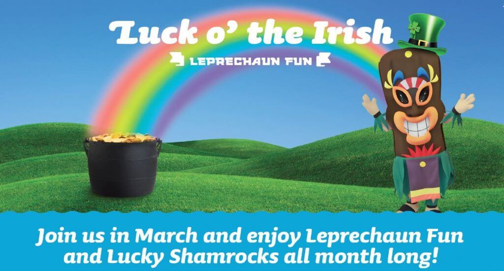 Luck of the Irish at the Edge in Duluth