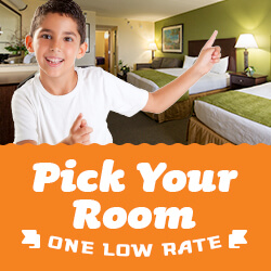 Pick Your Room!