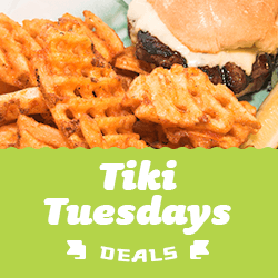 Tiki Tuesdays ~ Waterpark Deals